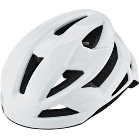 Bern FL-1 Helm weiß-glänzend